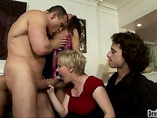 domácí bi porno