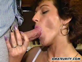 Ametuer domácí porno