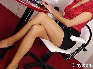 Sexy latina nohy porno