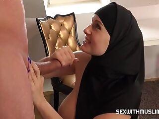 Porno niqab