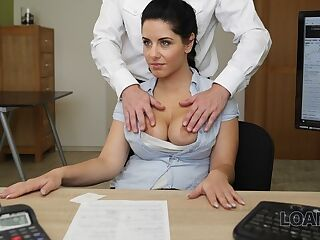 Teen Büro erste Blowjob Videos